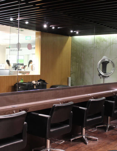 facilities at Tribe Lifestyle salon Sydney CBD
