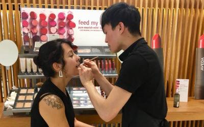Get Glammed & Redeem $85 in Aveda Makeup