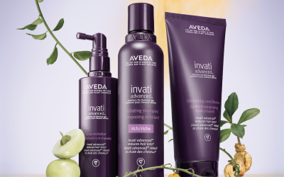 Have you tried the invati advanced range?